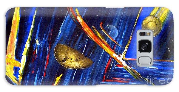 UFO Galaxy Case by Arturas Slapsys