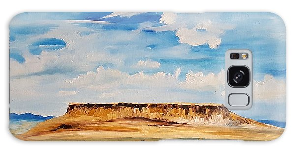 Ulm Montana First People's Buffalo Jump   93 Galaxy Case