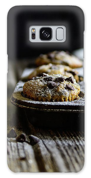 Ultimate Chocolate Chip Muffins Galaxy Case
