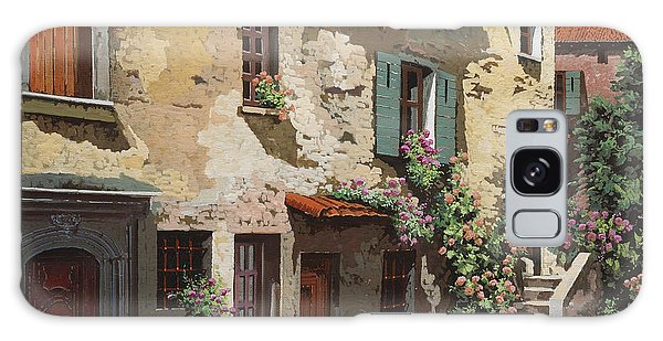 Borelli Galaxy Case - Un Cielo Improbabile by Guido Borelli