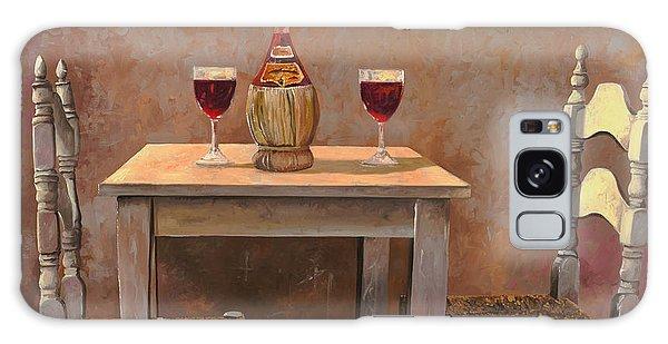 Table Galaxy Case - un fiasco di Chianti by Guido Borelli