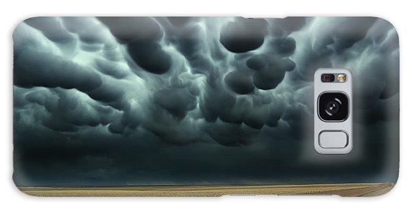 Under A Mammatus Sky Galaxy Case
