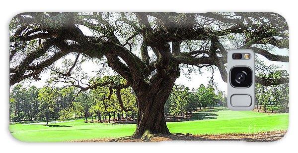 Under An Augusta Oak Galaxy Case