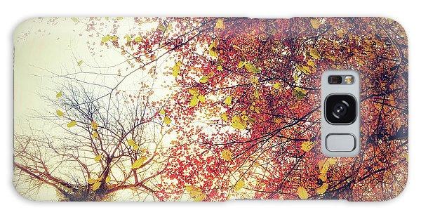Under An Autumn Sky Galaxy Case