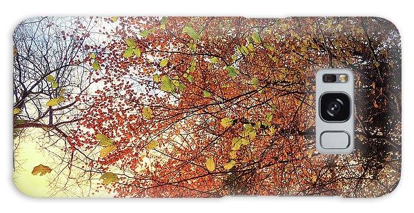 Under An Autumn Sky - No.2 Galaxy Case