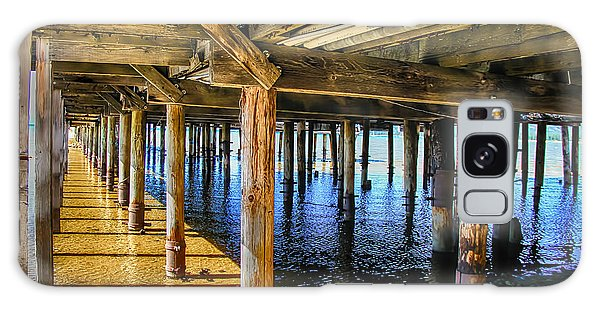 Under The Boardwalk Galaxy Case