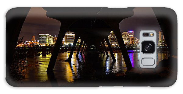 Under The Manchester Bridge Galaxy Case