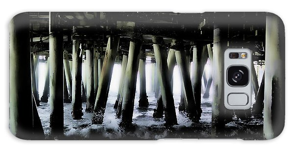 Under The Pier 6 Galaxy Case
