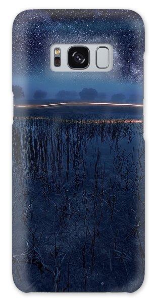 Under The Shadows Galaxy Case by Jorge Maia
