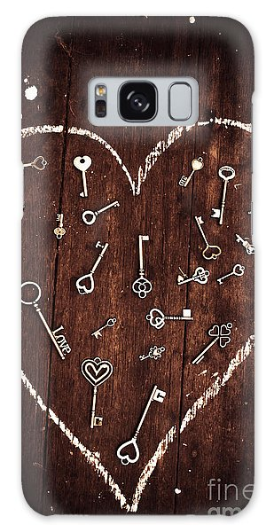Voodoo Galaxy Case - Under The Spell Of Love by Jorgo Photography - Wall Art Gallery