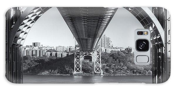 Underneath The George Washington Bridge IIi Galaxy Case