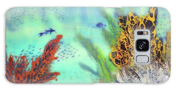 Underwater #2 Galaxy Case