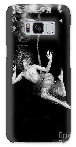 Underwater Beauty 002 Galaxy Case