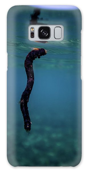 Underwater Branch Galaxy Case