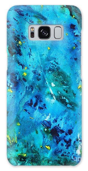 Underwater Forest Galaxy Case