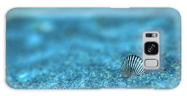 Underwater Seashell - Jersey Shore Galaxy Case