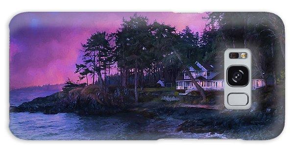 Undreamed Shores - Chesapeake Art Galaxy Case