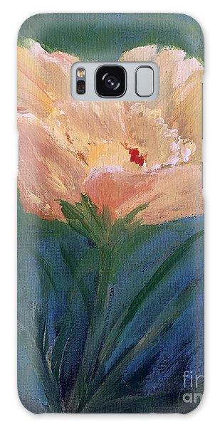 Une Fleur Jeune Galaxy Case