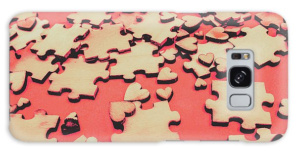 Missing Galaxy Case - Unfinished Hearts by Jorgo Photography - Wall Art Gallery