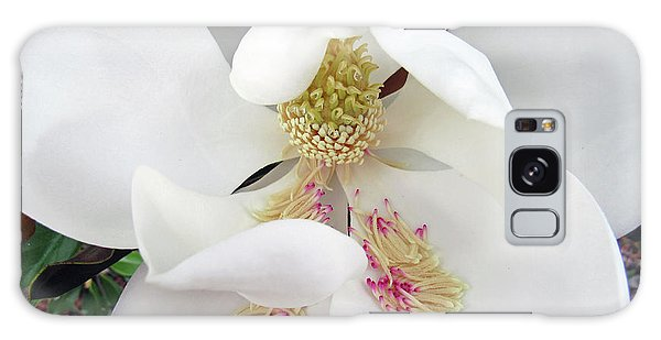 Unfolding Beauty Of Magnolia Galaxy Case