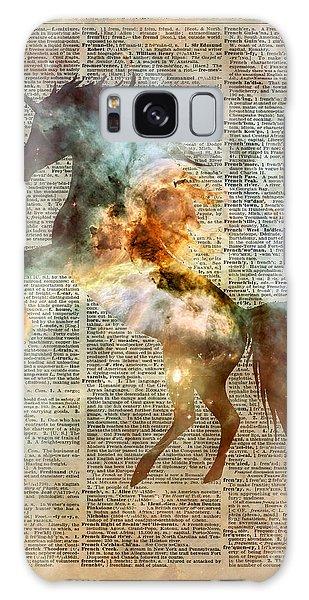 Unicorn Carina Nebula Galaxy Case