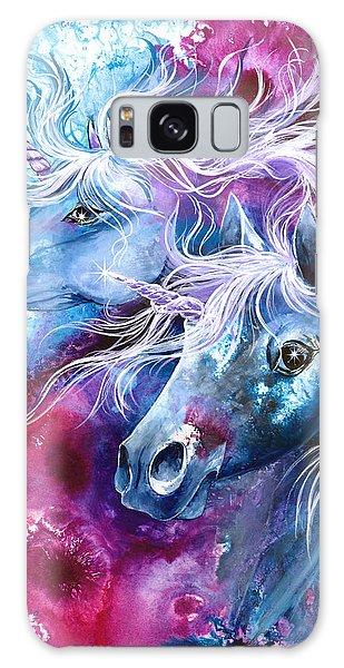 Unicorn Magic Galaxy Case