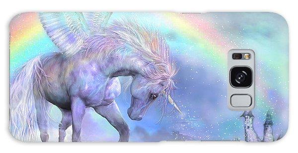 Unicorn Of The Rainbow Galaxy Case