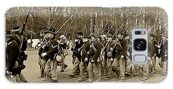 Galaxy Case - Union Army Marches by Frank Savarese