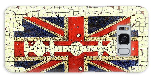 Galaxy Case - Union Jack 2 by Emil Bodourov