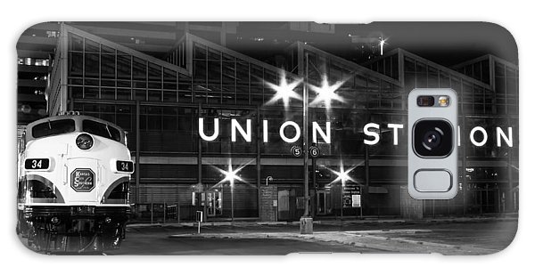 Union Station Night Glow Galaxy Case
