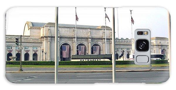 Union Station Washington Dc Galaxy Case
