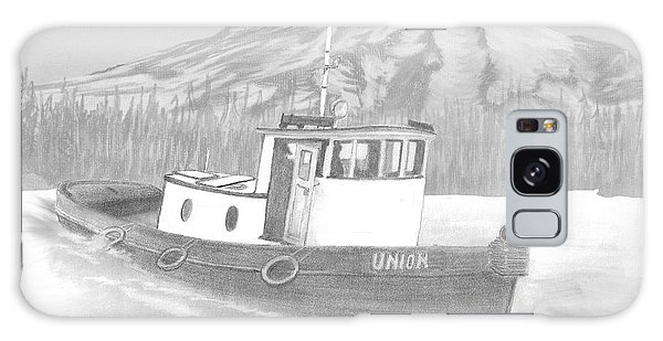 Tugboat Union Galaxy Case