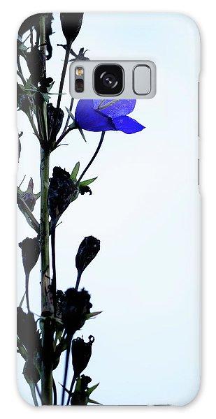 Unique Flower Galaxy Case