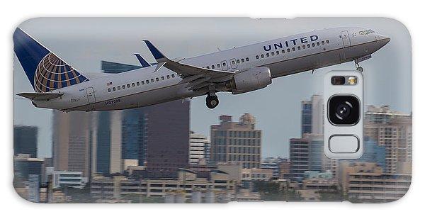 United Airlinea Galaxy Case