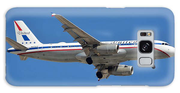 United Airlines Airbus A320 Friend Ship N475ua Sky Harbor March 24 2015 Galaxy Case