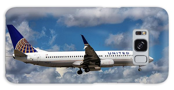 United Airlines Boeing 737 Ng Galaxy Case