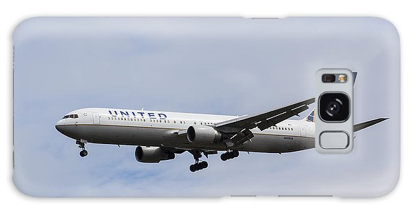 United Airlines Boeing 767 Galaxy Case