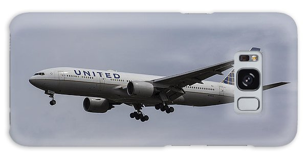 United Airlines Boeing 777 Galaxy Case