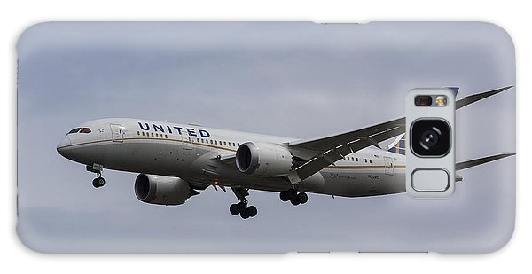 United Airlines Boeing 787 Galaxy Case