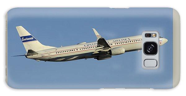 United Boeing 737-924 N75436 Retro Continental Phoenix Sky Harbor December 9 2015 Galaxy Case