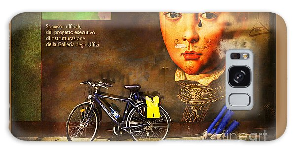 United Colors Bicycle Galaxy Case by Craig J Satterlee