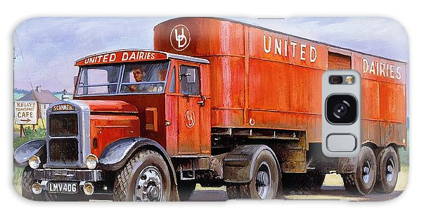 United Dairies Scammell. Galaxy Case