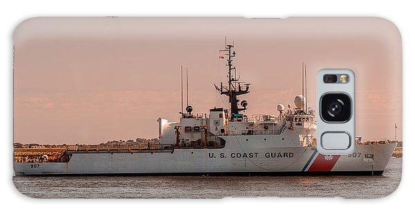 United States Coast Guard Cutter Escanaba Wmec-907 Galaxy Case