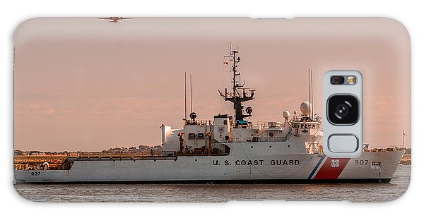 United States Coast Guard Cutter Escanaba Wmec-907 Galaxy Case