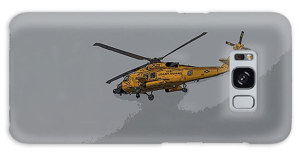United States Coast Guard Helicopter Galaxy Case