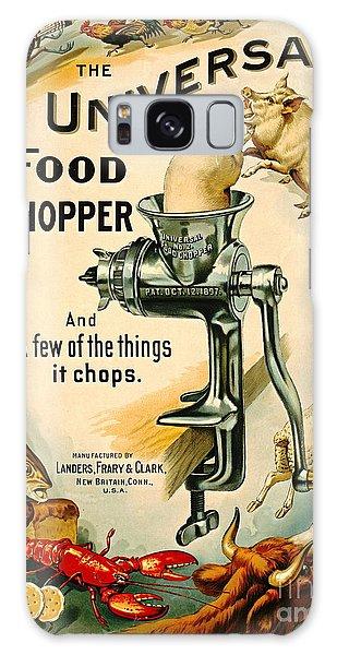 Universal Food Chopper 1897 Galaxy Case