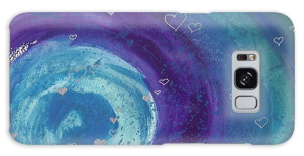 Universal Love Galaxy Case