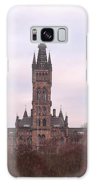 University Of Glasgow At Sunrise Galaxy Case