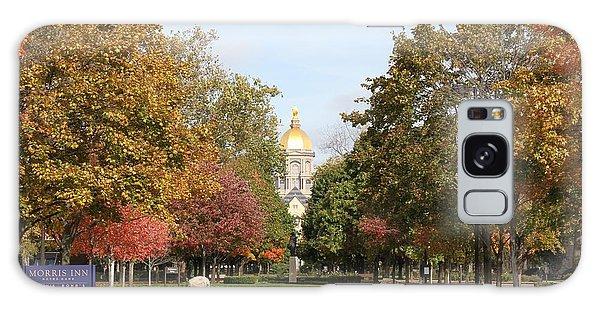 University Of Notre Dame Galaxy Case