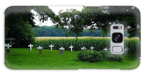 Unmarked Youth Center Graves #2 Galaxy Case